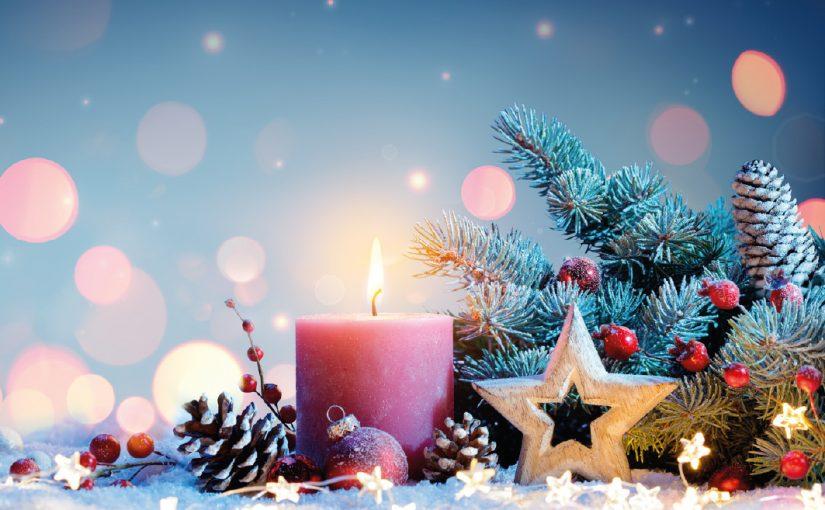 Wir wünschen frohe und gesegnete Weihnachten