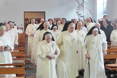 Ordensfrauen des Institutes St. Dominikus