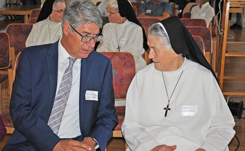 Führungskräftetag im Institut St. Dominikus