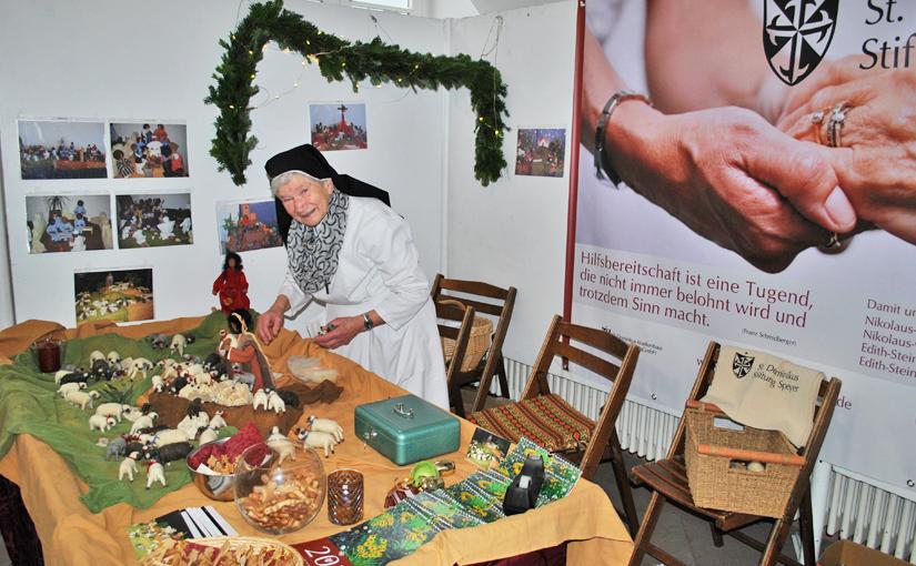 1. Toller Tag auf dem Speyerer Weihnachtsmarkt