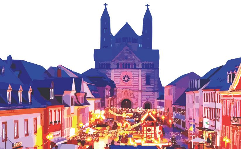 St. Dominikus Stiftung auch in diesem Jahr auf dem Speyerer Weihnachtsmarkt vertreten